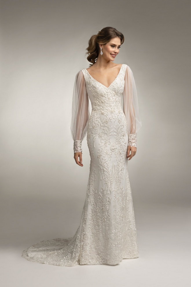 wedding dress TO-1010T The One 2020