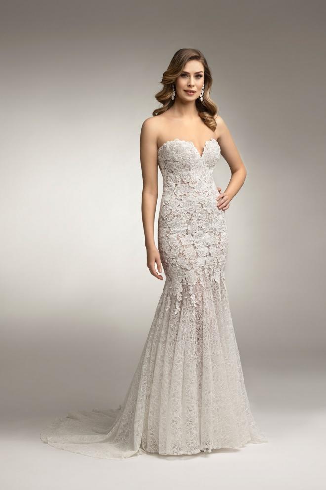 Suknia ślubna TO-1015T Agnes