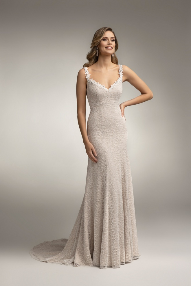 wedding dress TO-1018T The One 2020