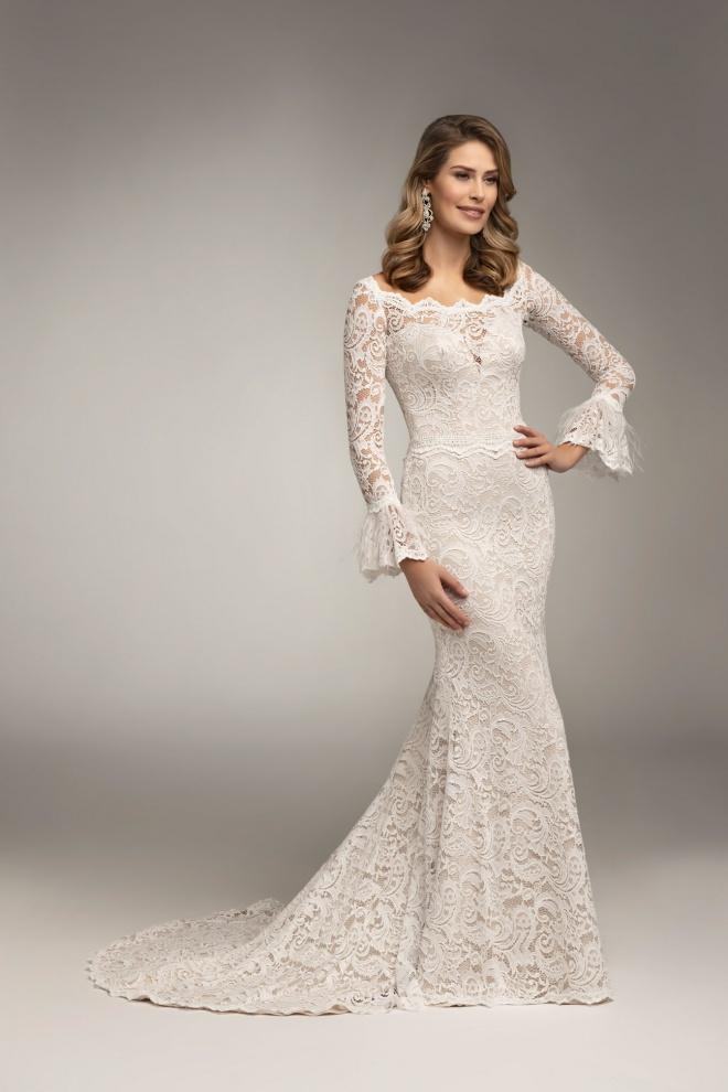 Suknia ślubna TO-1020T Agnes
