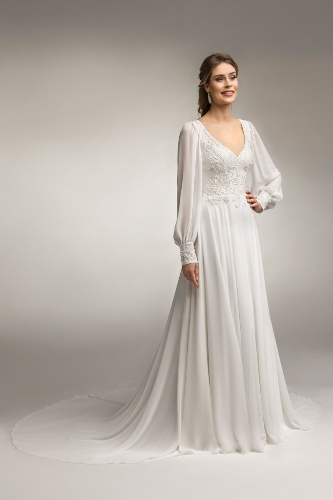 wedding dress TO-1025T The One 2020