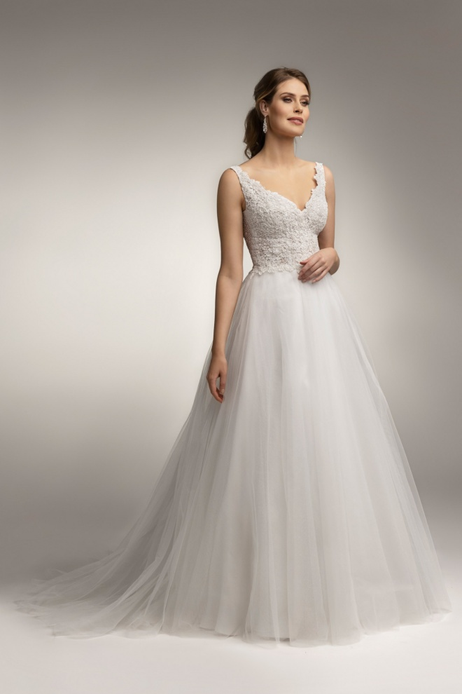 wedding dress TO-1026T The One 2020