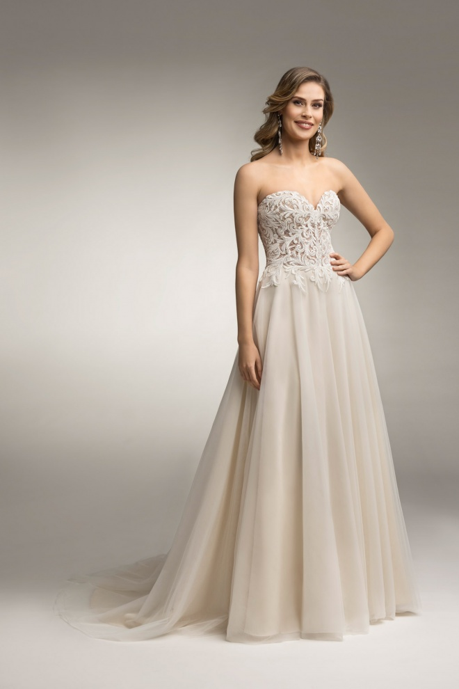 wedding dress TO-1031T The One 2020