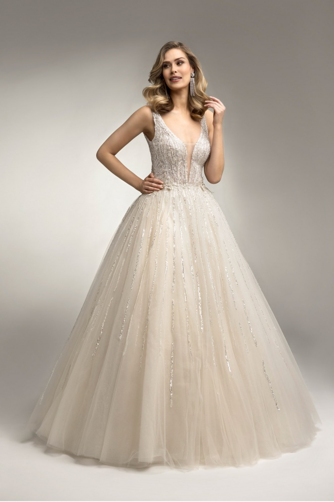 wedding dress TO-1033 The One 2020