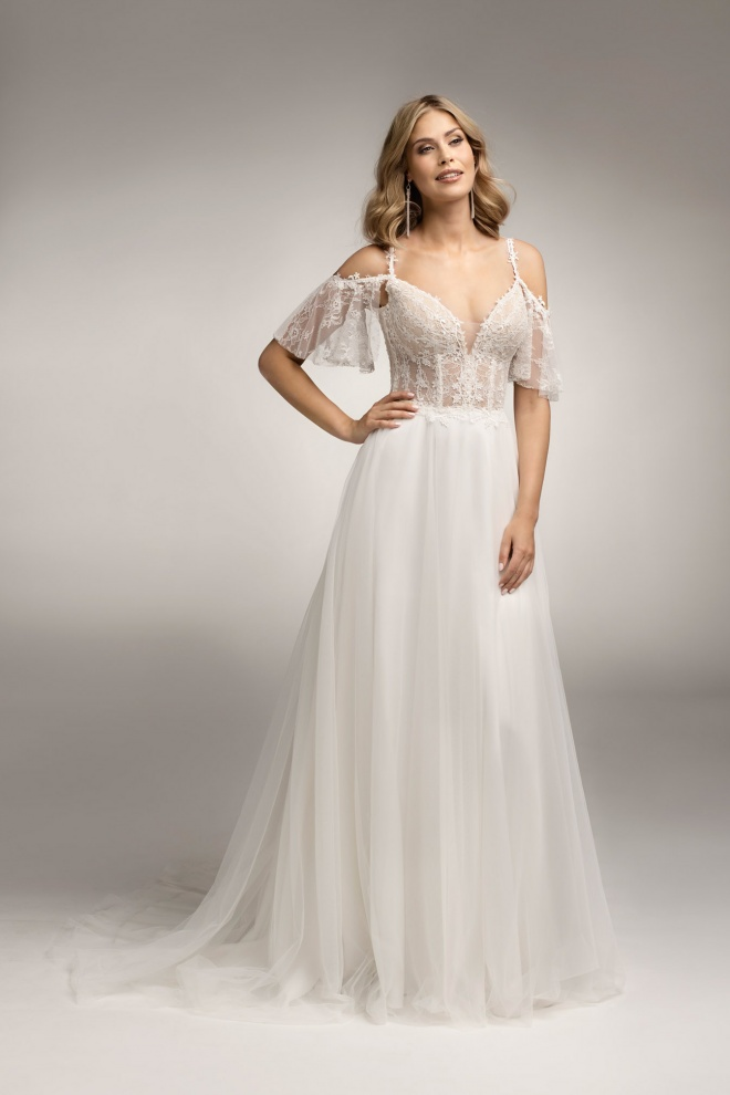 wedding dress TO-1034T The One 2020