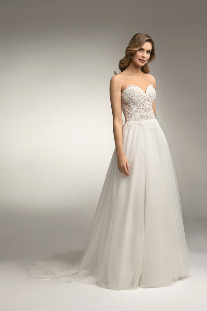 wedding dress TO-1035T The One 2020