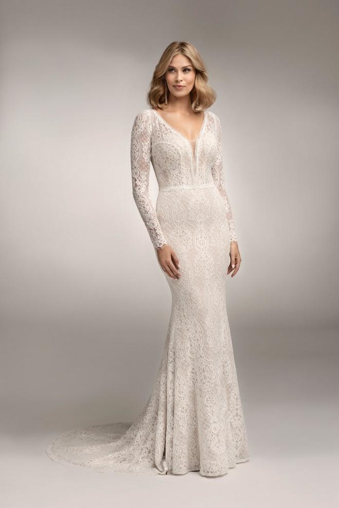 Suknia ślubna TO-1037T Agnes