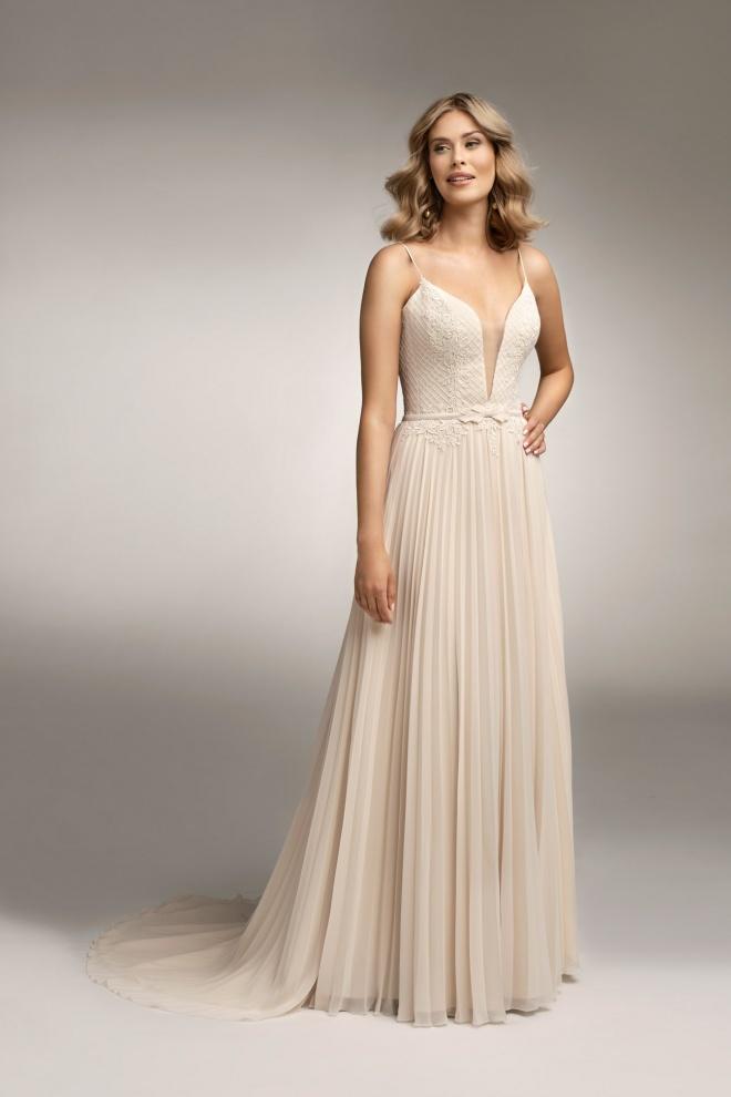 Suknia ślubna TO-1043T Agnes