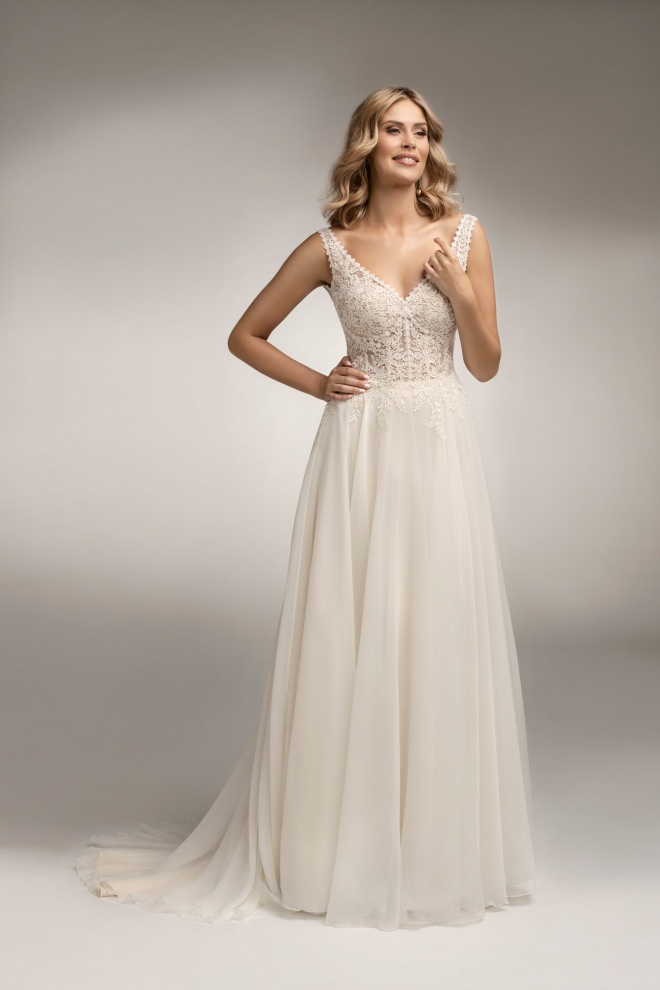 wedding dress TO-1051T The One 2020