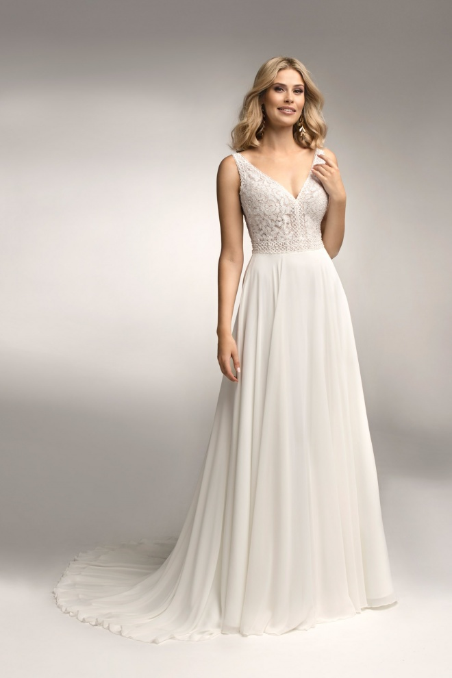 wedding dress TO-1052T The One 2020