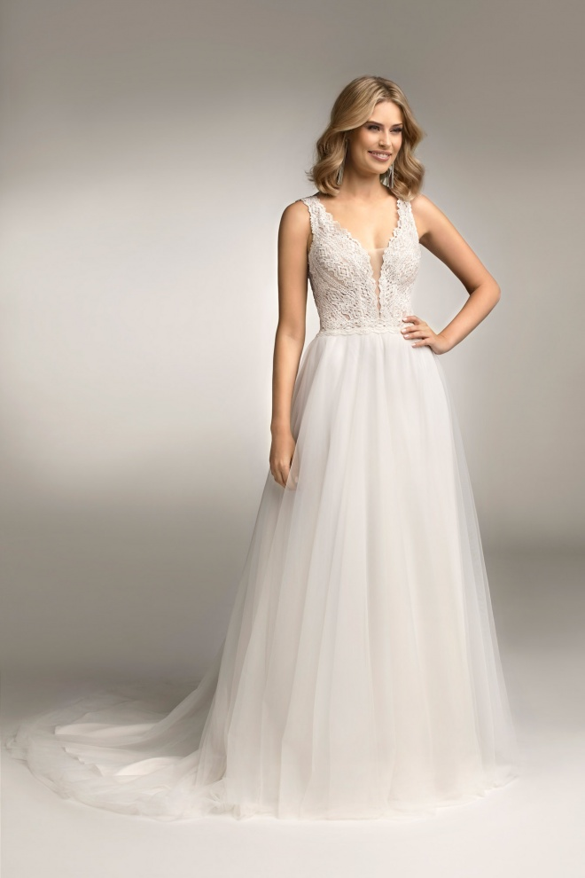 wedding dress TO-1053T The One 2020