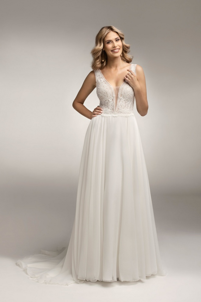 wedding dress TO-1055T The One 2020