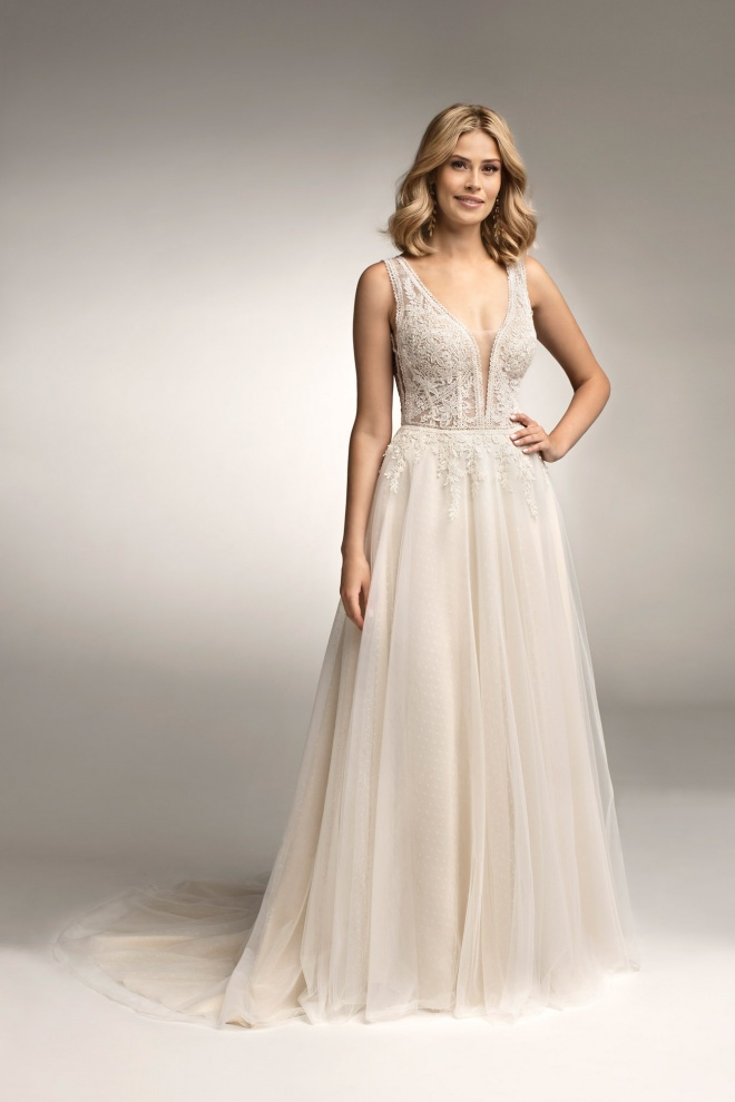 wedding dress TO-1056T The One 2020