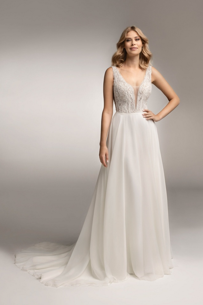 wedding dress TO-1061T The One 2020