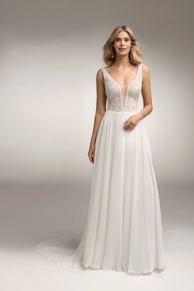 wedding dress TO-1062T The One 2020