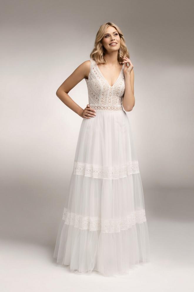 Suknia ślubna TO-1068 Agnes