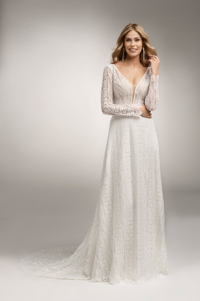 wedding dress TO-1070T The One 2020