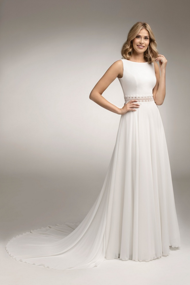 wedding dress TO-1074T The One 2020
