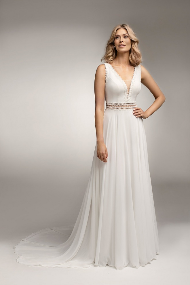 wedding dress TO-1075T The One 2020