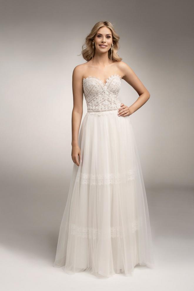 Suknia ślubna TO-1076 Agnes