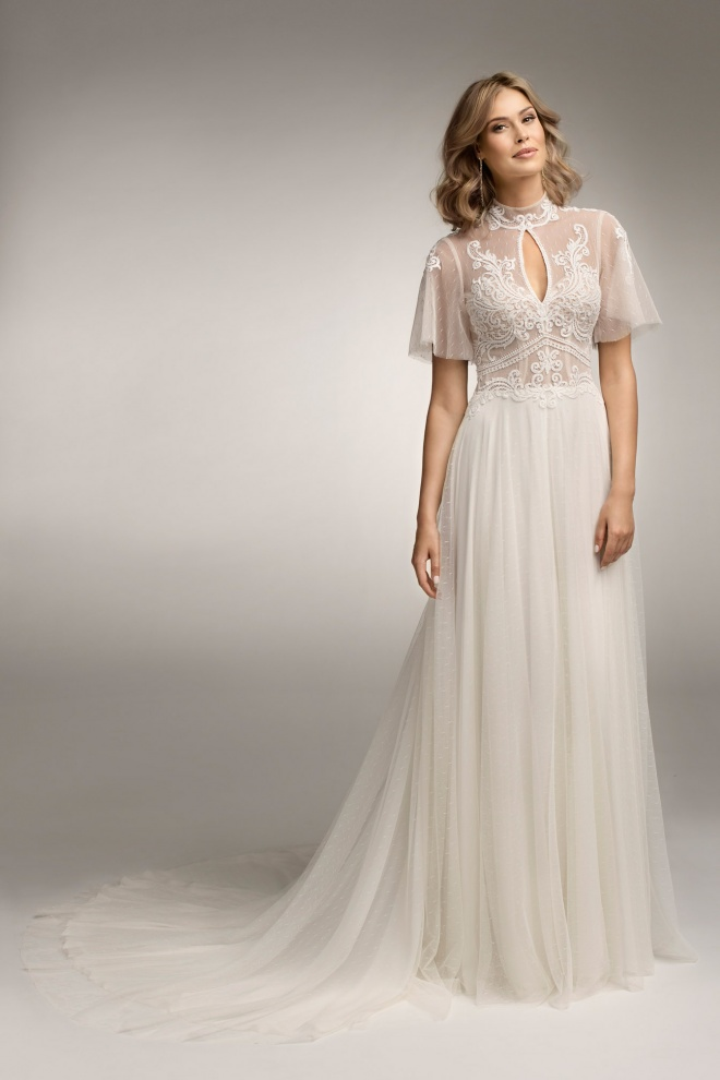 wedding dress TO-1077T The One 2020