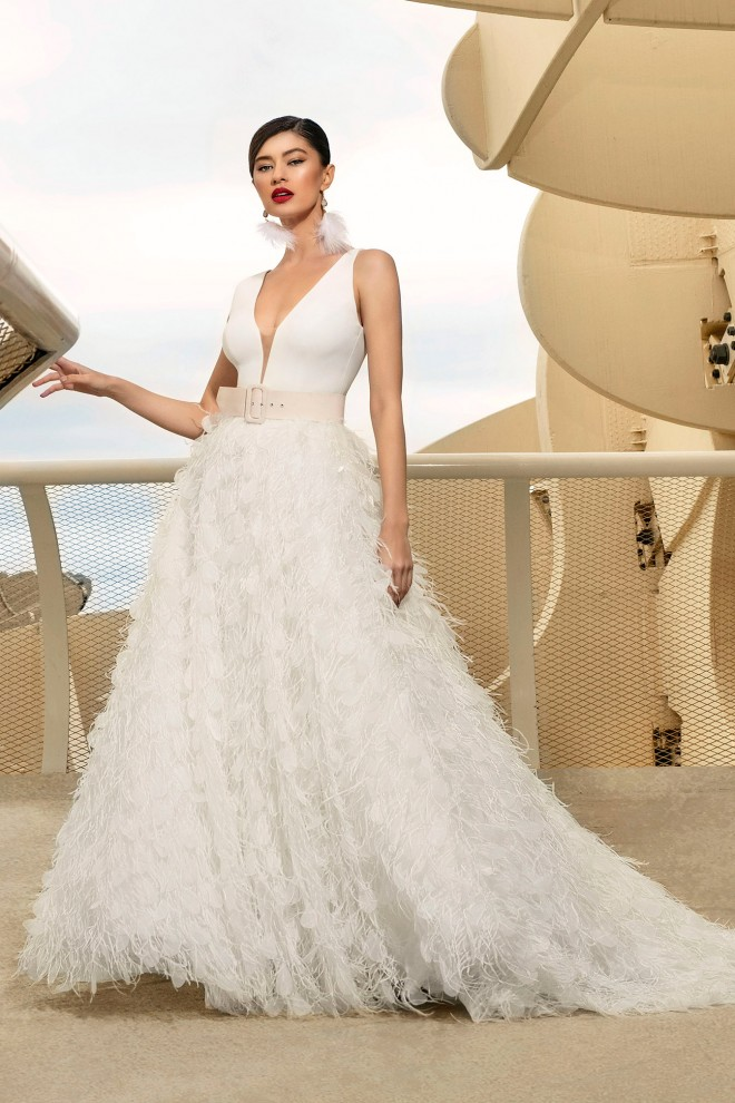 wedding dress TO-1088T The One Exclusive 2021