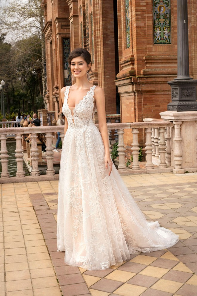 wedding dress TO-1115T The One 2021