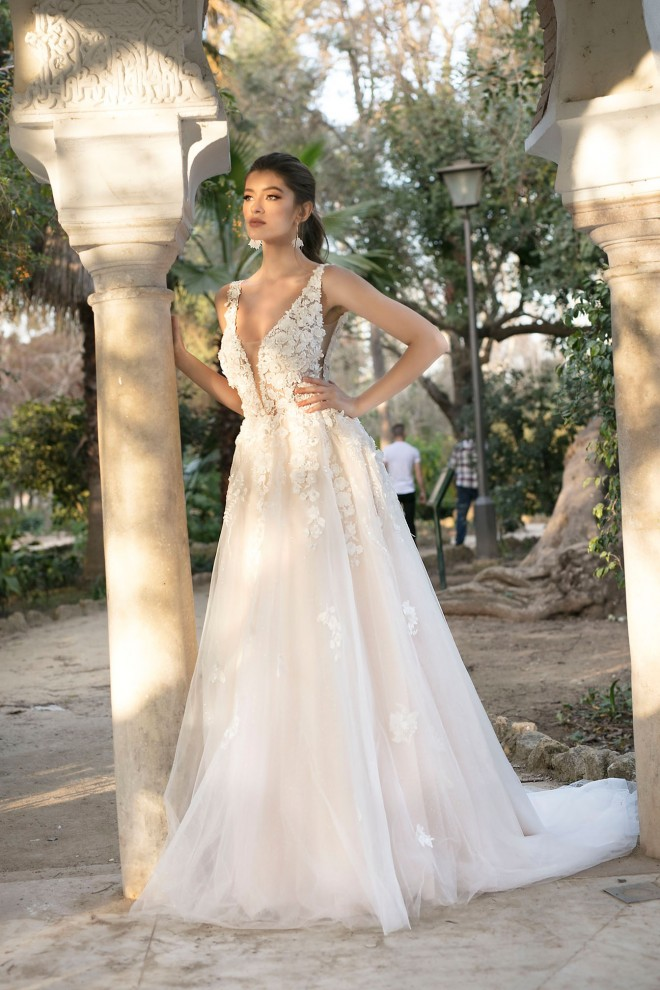 wedding dress TO-1118T The One 2021