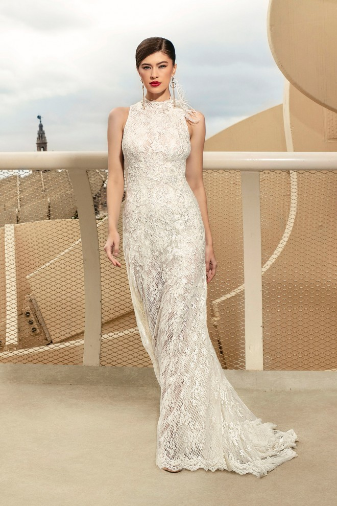 wedding dress TO-1121T The One Exclusive 2021