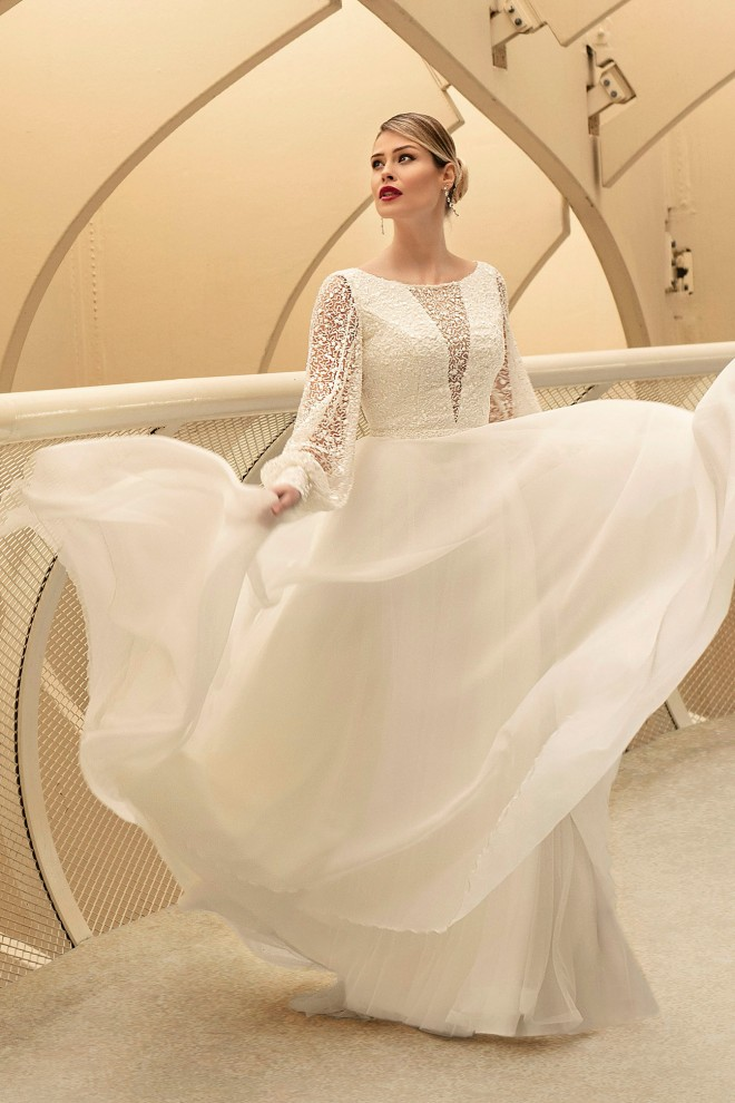 wedding dress TO-1130T The One Exclusive 2021
