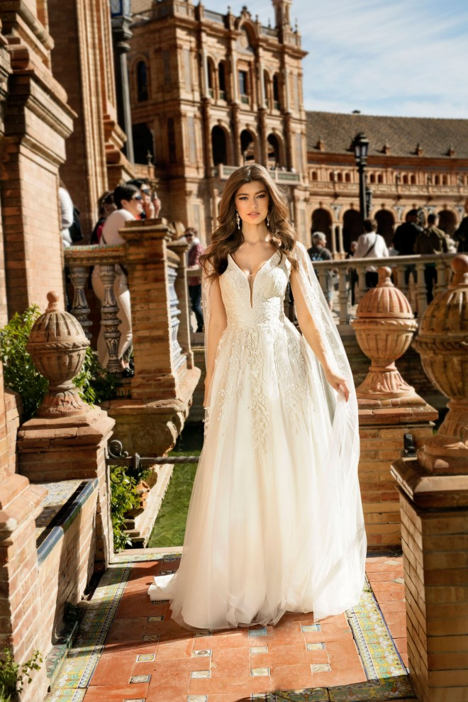 wedding dress TO-1138T The One 2021