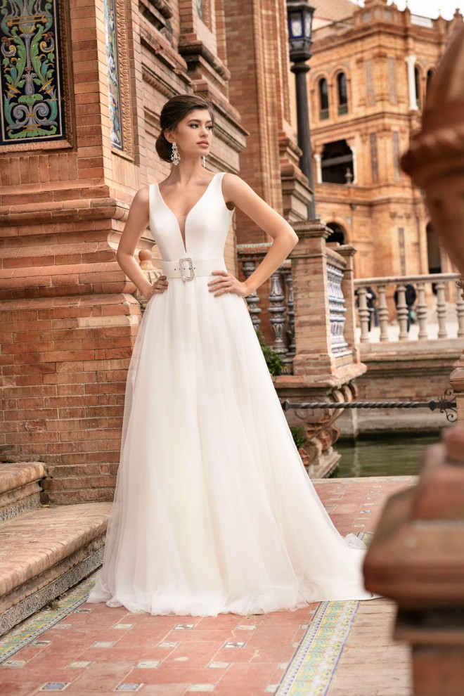 wedding dress TO-1159T PS-114 The One 2021
