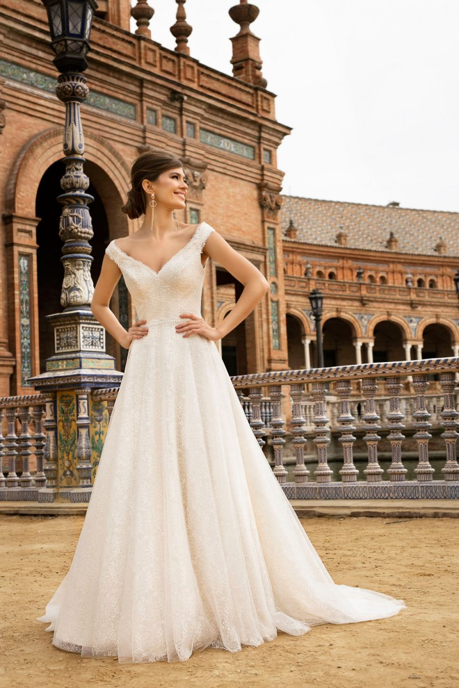 wedding dress TO-1162T The One 2021