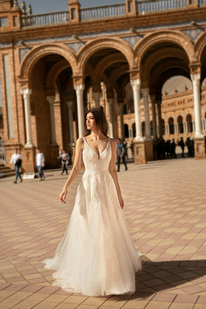 wedding dress TO-1173T The One 2021