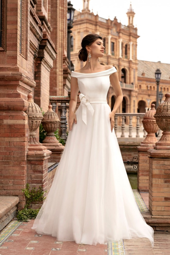wedding dress TO-1210T The One 2021