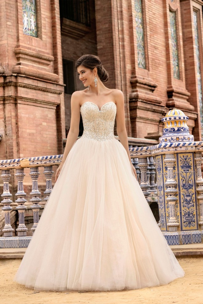 wedding dress TO-1216 The One 2021