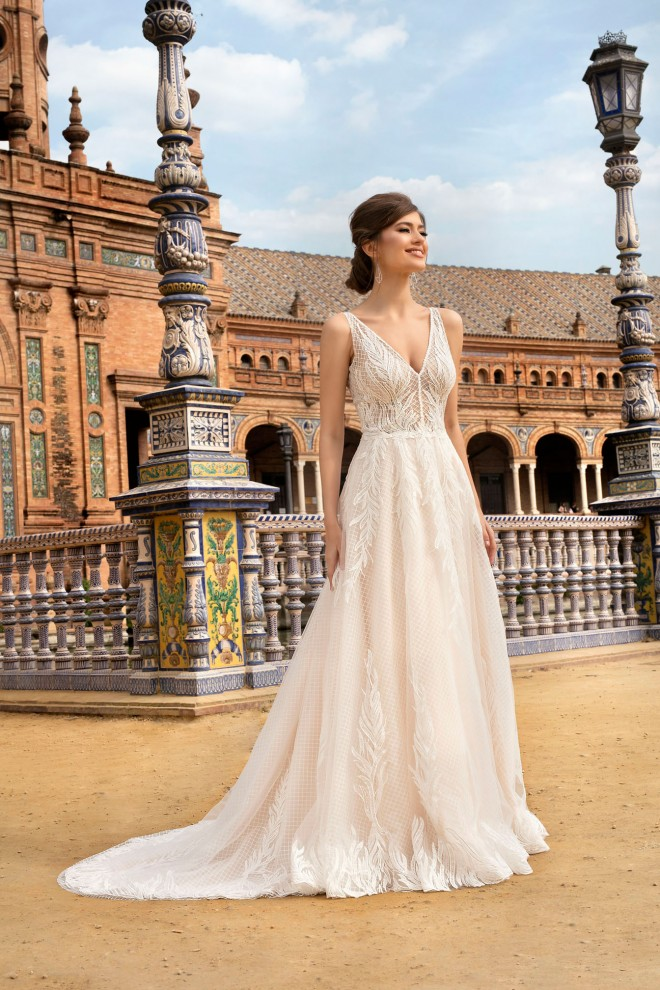 wedding dress TO-1218T The One 2021