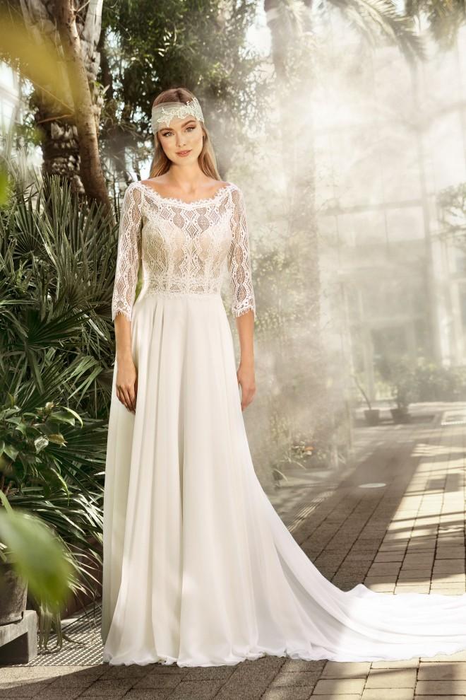 Suknia ślubna TO-1245T Agnes