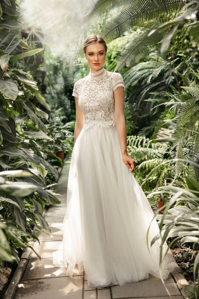 Suknia ślubna TO-1249T Agnes