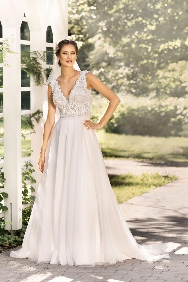 Suknia ślubna TO-1256T Agnes