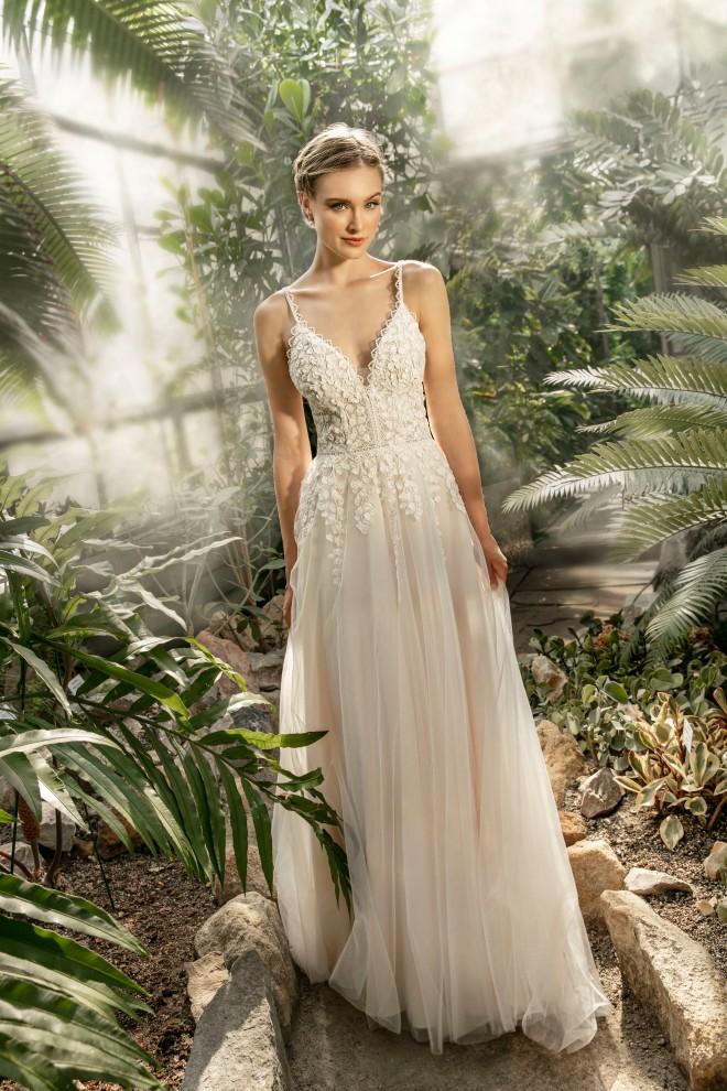 Suknia ślubna TO-1260T Agnes