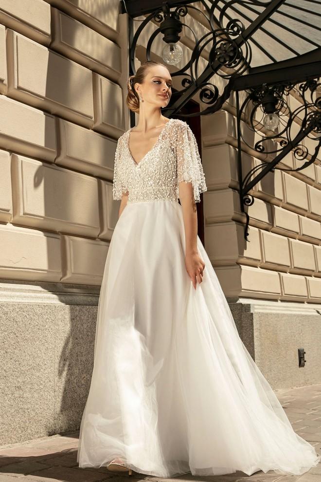 Suknia ślubna TO-1261T AB-920 Agnes