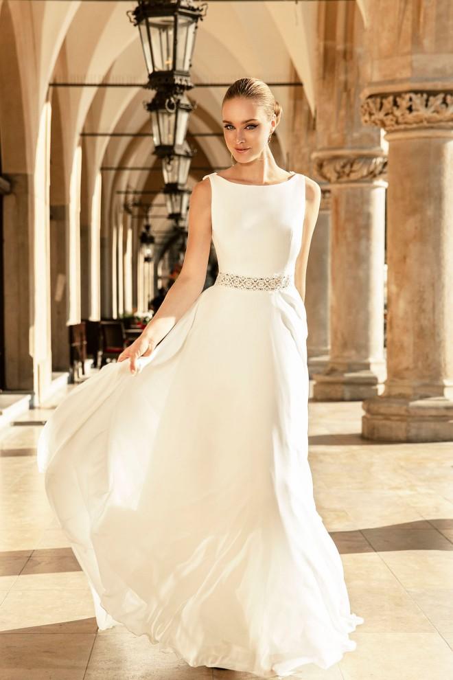 Suknia ślubna TO-1262T Agnes