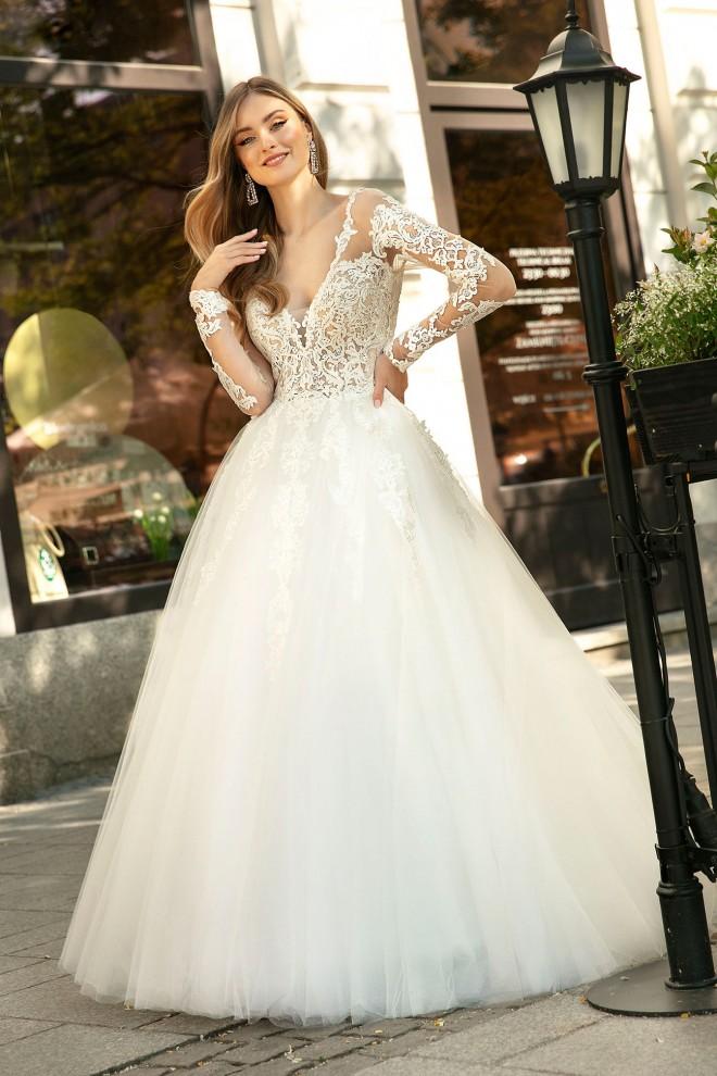 Suknia ślubna TO-1265 Agnes