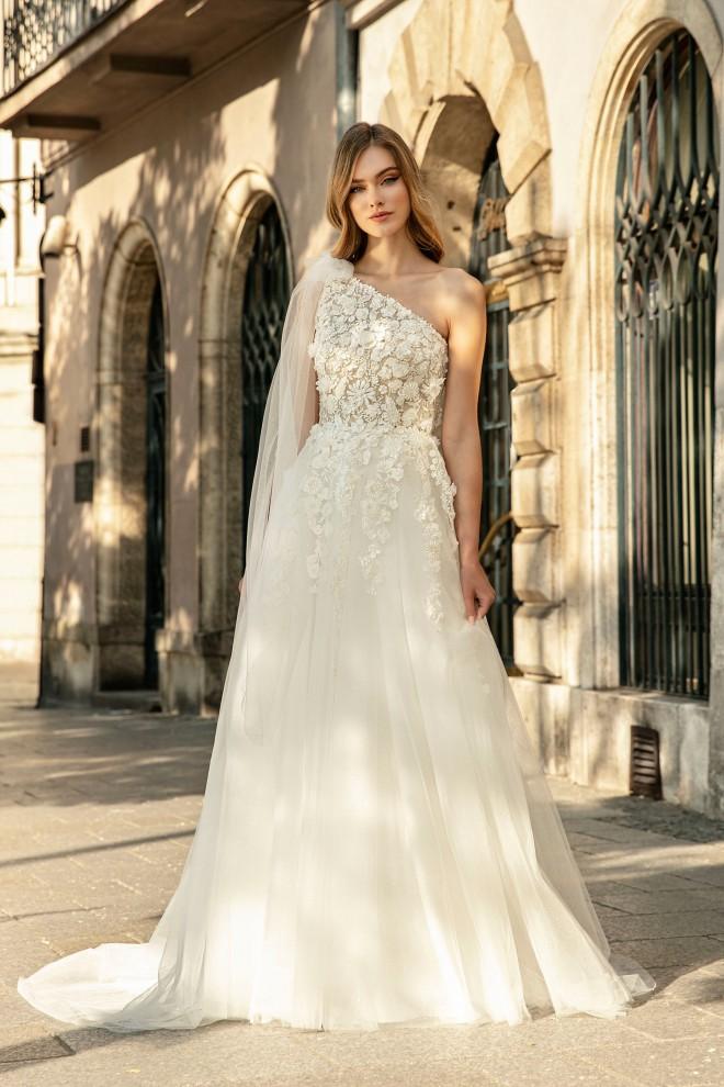 Suknia ślubna TO-1266T Agnes