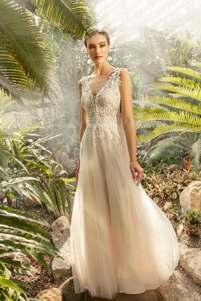 Suknia ślubna TO-1269T Agnes