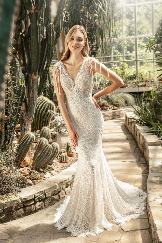 Suknia ślubna TO-1273T Agnes