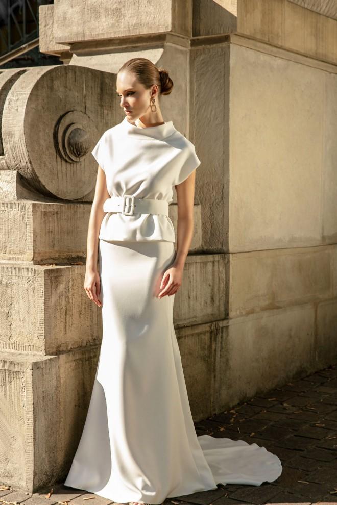 Suknia ślubna TO-1276T Agnes