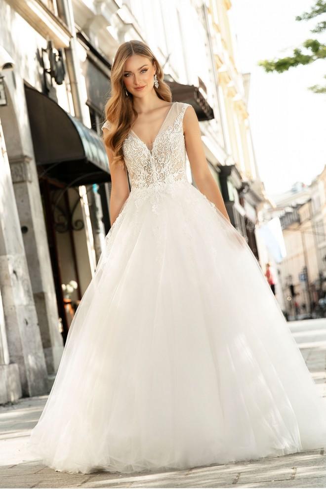 Suknia ślubna TO-1284 Agnes