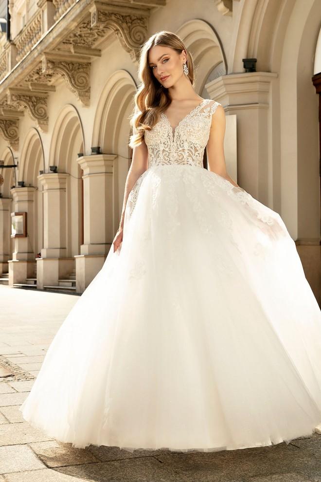 Suknia ślubna TO-1285 Agnes